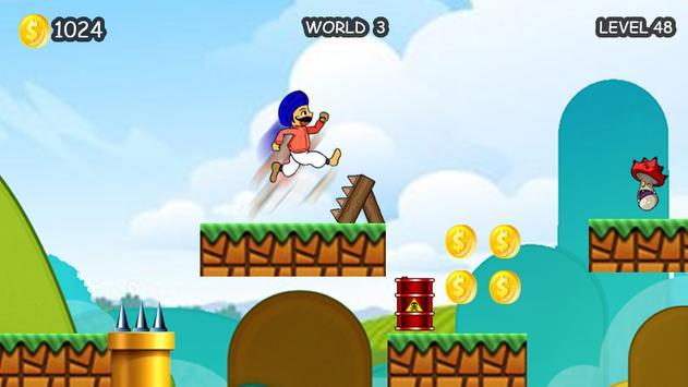 Khan Action Run apk screenshot