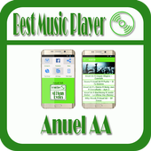 Ayer 2 - Letra Anuel AA icon