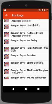 To the Edge of the Sky - BTS apk screenshot