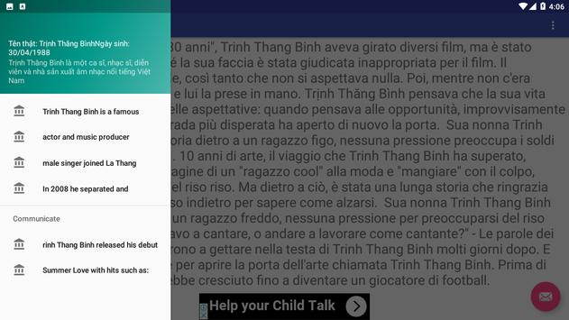 Trinh Thang Binh Sylv screenshot 1