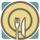 美食筆記本 icon