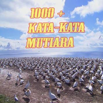 1000 Kata Mutiara poster