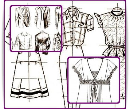 Learn to Draw Clothes screenshot 1
