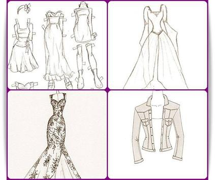Learn to Draw Clothes screenshot 2