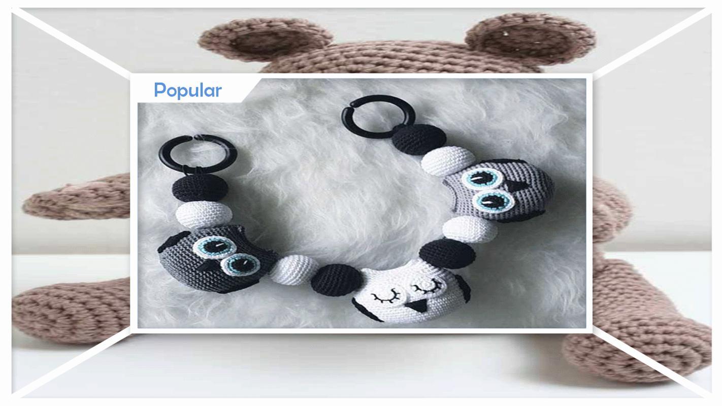 Gorgeous Crochet Baby Toys Descarga APK - Gratis Estilo de vida ...