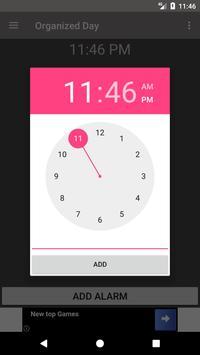 Organized Day apk screenshot