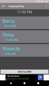 Organized Day screenshot 6