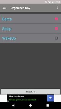 Organized Day screenshot 7