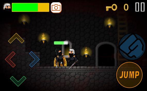 Ninja Maze Under screenshot 15