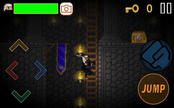 Ninja Maze Under screenshot 5