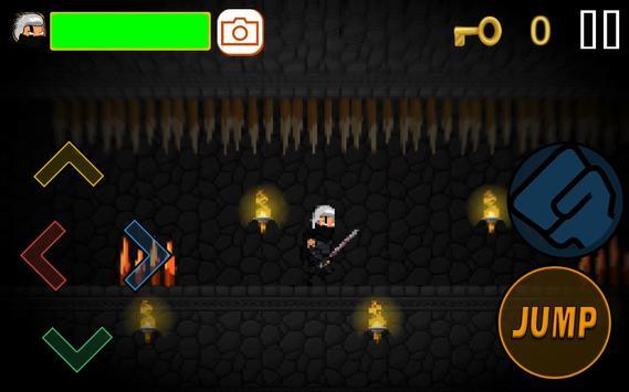 Ninja Maze Under screenshot 6