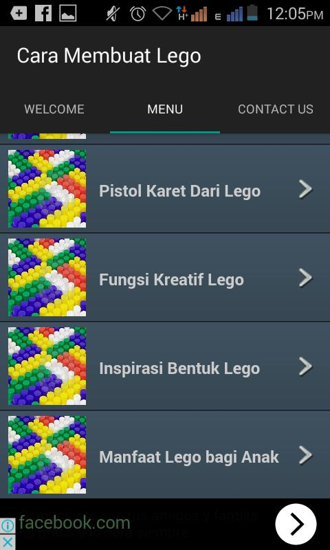 cara membuat lego for android apk