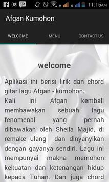 Afgan Ku Mohon screenshot 4