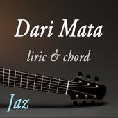 Dari Mata Jaz Chord gitar icon