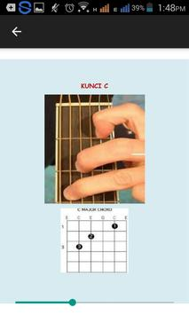 Dari Mata Jaz Chord gitar apk screenshot