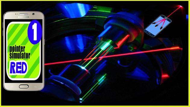Lazer Simulator Pro poster