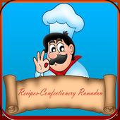 Recipes-Confectionery Ramadan icon