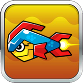 Flappy Fish Bot icon