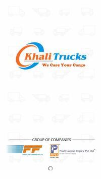 Khalitrucks Customers poster