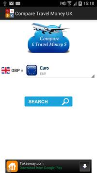 Compare Travel Money UK poster
