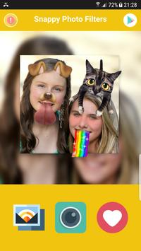 Snappy Photo Filters & Stickers screenshot 1
