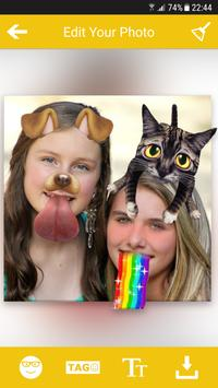 Snappy Photo Filters & Stickers screenshot 2