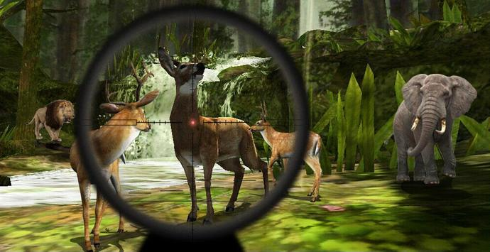 Sniper Time Hunting:Wild World poster