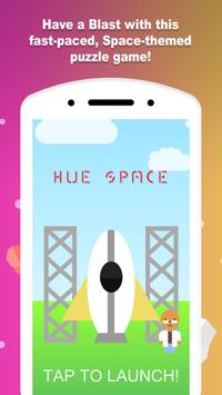 Hue Space poster