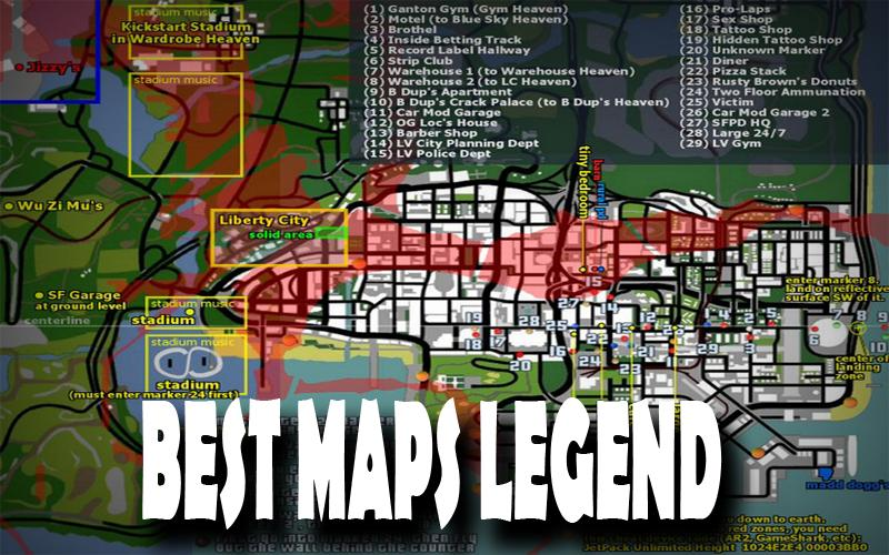 Maps For GTA vice-city for Android - APK Download