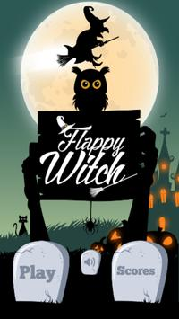 Flappy Witch poster