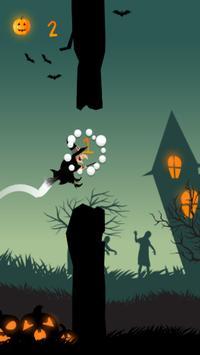 Flappy Witch apk screenshot