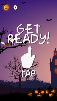 Flappy Witch for Kids screenshot 1