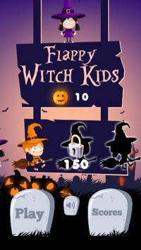 Flappy Witch for Kids screenshot 4