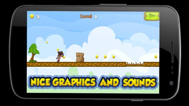 Fly Ninja Girl apk screenshot