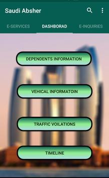 Saudi Absher screenshot 3