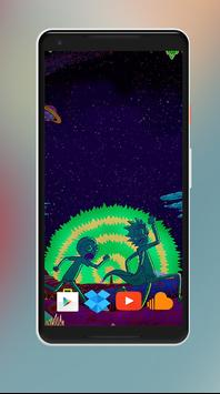 Best Rick Sanchez Wallpapers & Morty Backgrounds screenshot 6