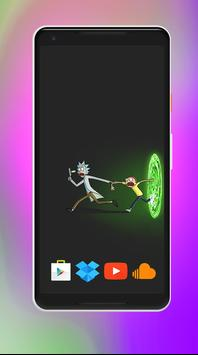 Best Rick Sanchez Wallpapers & Morty Backgrounds screenshot 7