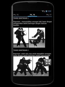 Belajar Pencak Silat poster