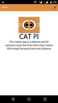 CAT PI apk screenshot