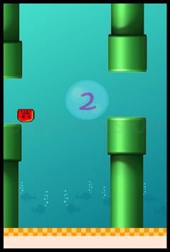 Flappy Squid apk screenshot