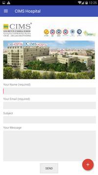 CIMS Hospital screenshot 4