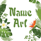 Name Art - Focus n Filter 2018 icon
