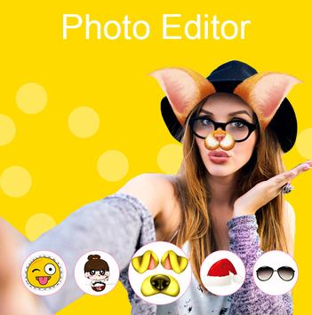 sweet camera face filter selfie editor collage for