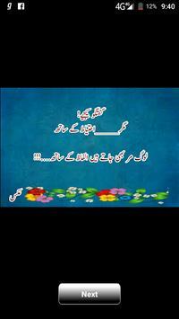 Aks Urdu Poetry poster
