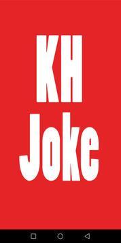 KH Joke poster