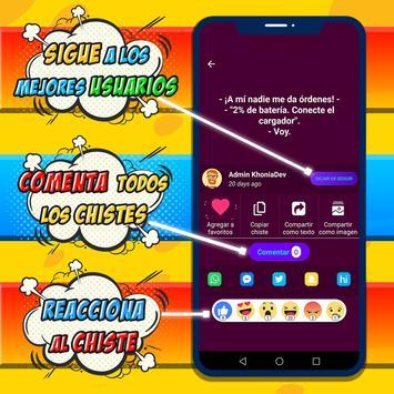Chistes Cortos y Buenos screenshot 9