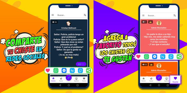 Chistes Cortos y Buenos screenshot 22
