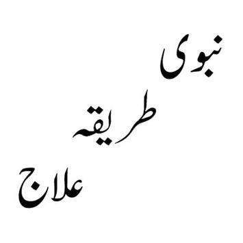 Nabvi Tariqa Ilaj Urdu poster