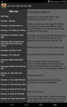Anh Linh Thần Võ Tộc Việt screenshot 2