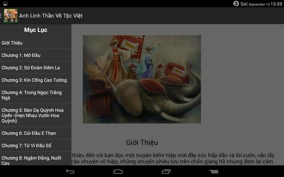 Anh Linh Thần Võ Tộc Việt screenshot 4